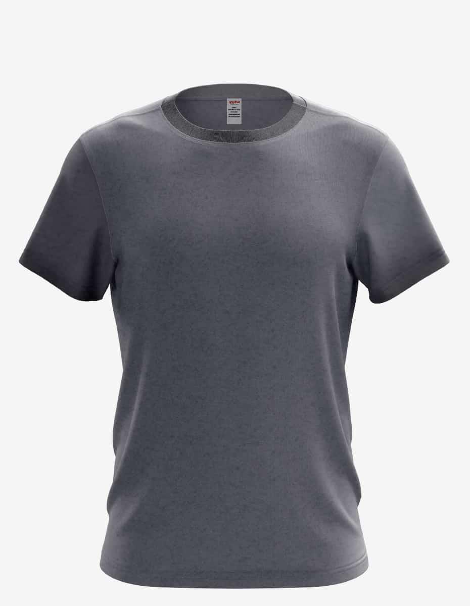 7010 silver front, SpectraTech Technical T-Shirt   7010, Bulk Technical T-Shirt